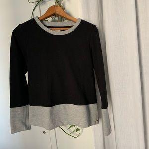 Kate spade colorblock sweatshirt